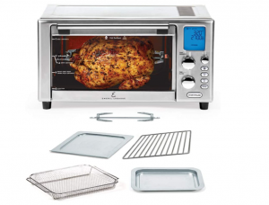 best toaster oven 2021 with air fryer